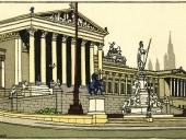 Illustration Parlament