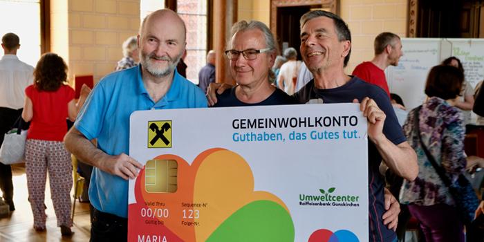 Gemeinwohlkonto Oberösterreicher